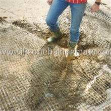 Biaxial Geogrid Soil Reinforcement