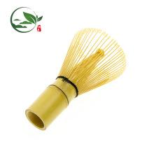 Bambus Matcha Schneebesen 100 Prong traditionelle exquisite handgemachte Handwerk