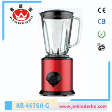 Professional Stainless Steel Housing Glass Jar Blender