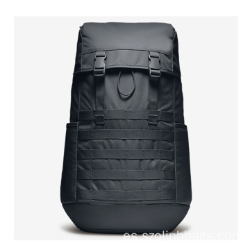 Safe Panel Insert Bulletproof Backpack para hombres
