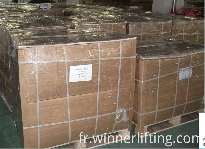 Cartons and Pallets