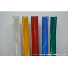 Cubrir reflexivo del PVC transparente por rollo