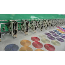 High Speed Chenille Embroidery Machine for Decorations and Accessory