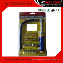 44pcs Hand Mechanics Tool Set