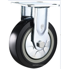 "Heavy Duty PU Swivel Caster 4""-8"" High Capacity Double Ball Bearing"