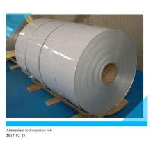 Feuille d'aluminium pour emballage souple