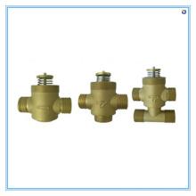 Válvula de aquecimento para sistema de ar condicionado