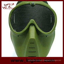Airsoft Paintball Full Face No Fog Goggle Mask Military Goggle