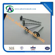 """0.12X1-3 / 4 """"Coiled Roofing Nagel zum Verkauf Herstellung in China"""