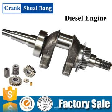 Shuaibang Competitive Price Machinery Engine Gasoline Powered Inverter Generator Crankshaft Manufacture
