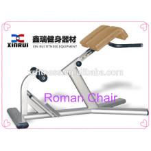 Hochwertige Indoor-Fitnessgeräte freie Gewicht Maschine Roman Chair