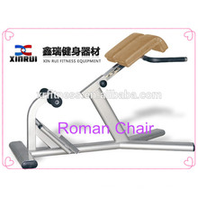High-quality Indoor Gym Equipment Free Weight Machine Roman Chair