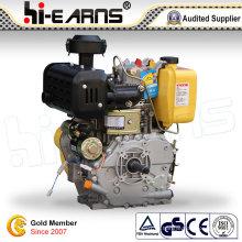 Сертифицированный дизельный двигатель с сертификатом CE Желтый цвет (HR192FB)