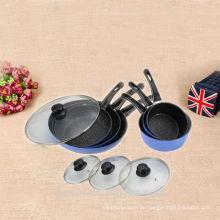 China 2016 neue Produkte Antihaft-Emaille Kochgeschirr-Sets