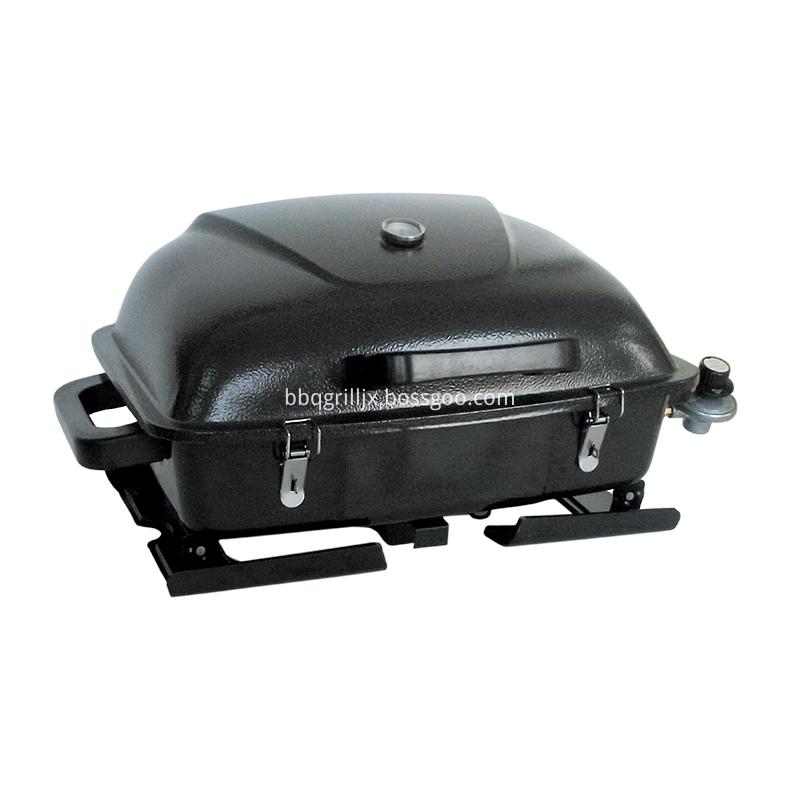 Portable Outdoor Tabletop Propane Gas Grill