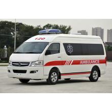 Basic Ambulance Vehicle Bus