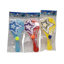 Plastic Mini Paddleball Game Promotional Toy