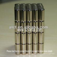 dia.1/2 de neodimio x imán del cilindro de 1 pulgada