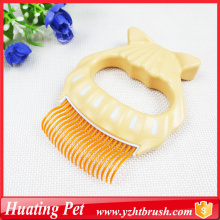 OEM manufacturer custom for Pet Lice Comb girl lice pocket combs export to Samoa Supplier