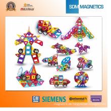 Seltene Erde pädagogische Magnet Spielzeug