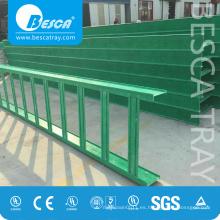 Piezas de la escalera del cable de la fabricación BL5 / 6 FRP / GRP de Besca Manufacturero proveedor