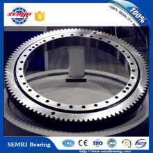 Cojinete giratorio de alta precisión del cojinete de la placa giratoria para la maquinaria del puerto (1-HSW1120)