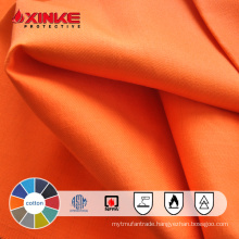100% cotton Flame Retardant cloth for Workwear