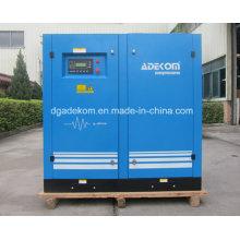 Compresor de aire giratorio con accionamiento de tornillo variable lubricado Lp (KC45L-4 / INV)
