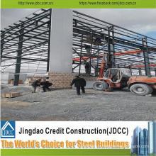New Design Prefab Steel Construction Building