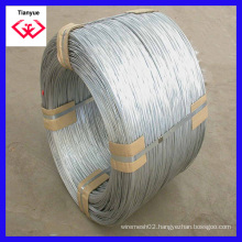 18 Gauge Zinc Coated Wire/High Tensile/Anping Manufacturer