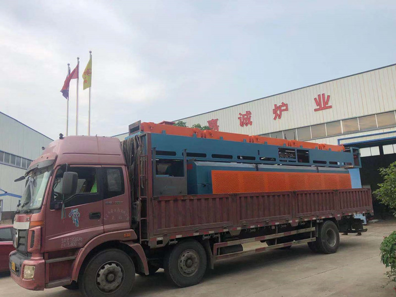 135kw Tempering Furnace