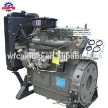 HOT VENDER forte potência baixo preço 4 cilindros diesel K4100D