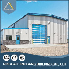 Structural Steel Fabrication Building Of New Design
