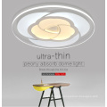 Ультра тонкий Цена освещения светодиодные дома Хрустальный Потолочный светильник