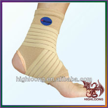 Unisex Durable M size Elastic Knitted Ankle Support