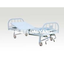 A-132 Lit d'hôpital mobile fonctionnel à deux fonctions