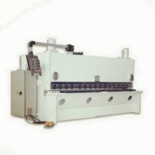 Hydraulic plate bending press brake shearing machine
