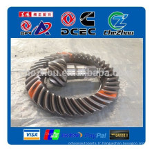 Pièces de camion Dongfeng EQ460 2402Z739-021-B CHASIS fabricant de pièces de rechange