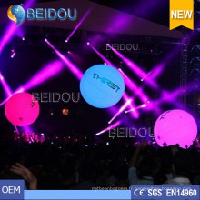 LED Touchable Advertising Ballons gonflés Ballons gonflables Zygote Interactive