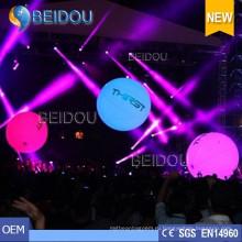 Светодиодная сенсорная реклама Crowded Balloons Надувные интерактивные шары Zygote