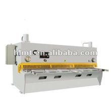QC11Y tesouras hidráulicas omega, máquina de corte em miniatura, máquina de corte de aço guilhotina