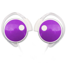New Design Earhook Headphone with Stereo Sound