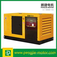 Gerador elétrico de bom preço Conjunto de gerador de diesel silencioso refrigerado a água de 160kw