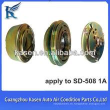 12v sanden 508 embrague magnético de aire acondicionado automático para SD508-1A