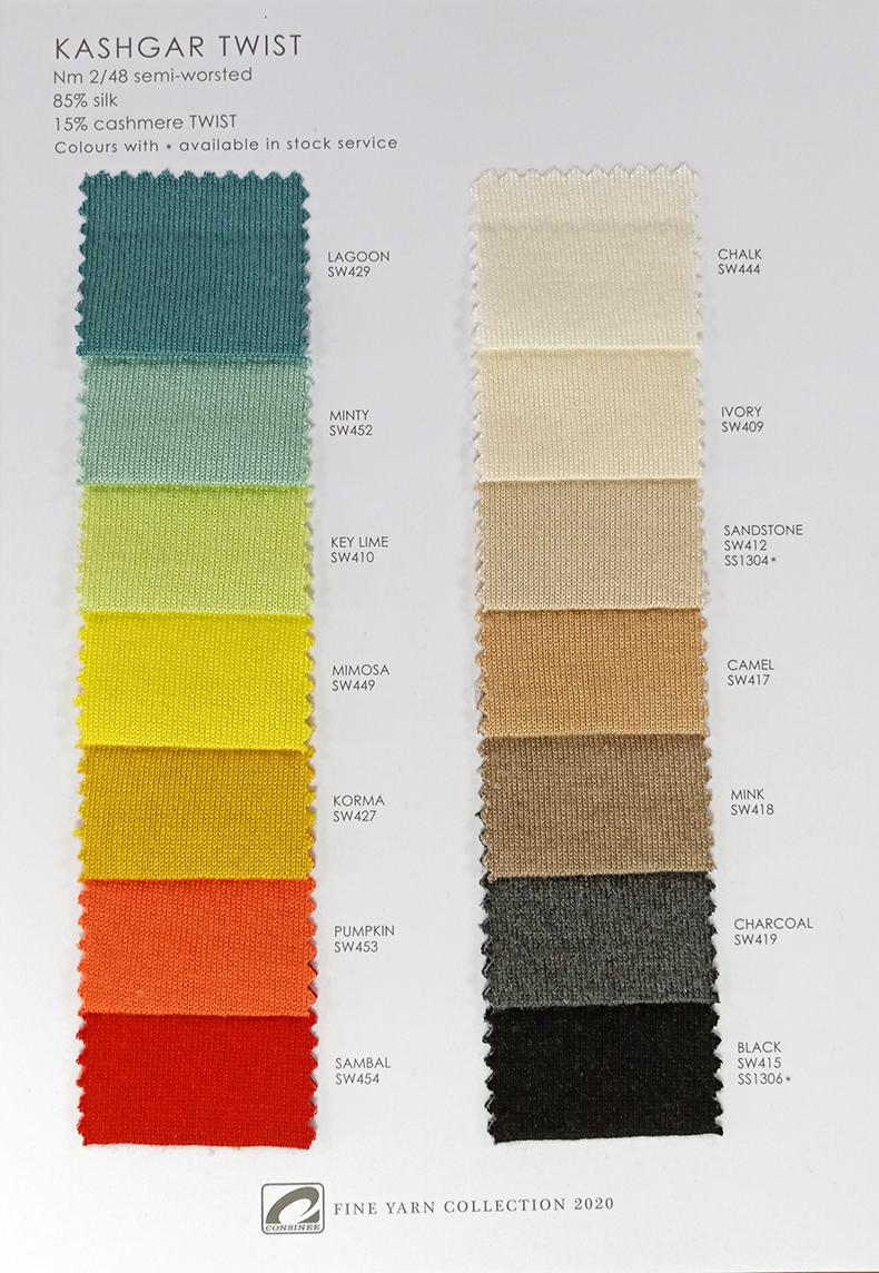 cashmere silk yarn for knitting machine