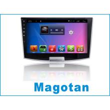 Автомобильная GPS система слежения для Magotan с автомобильной DVD / автомобильной навигацией