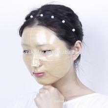 Máscara facial do laço do ouro do OEM / ODM 24K