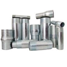 os favoritos comparam o bocal galvanizado elétrico do tambor do aço carbono / o bocal gb / bs / din da tubulação