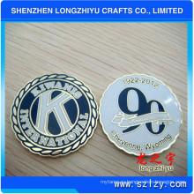 Мягкая эмаль монета памятная монета Юбилейная монета (LZY082)