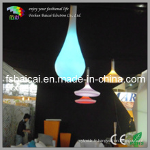LED décorée à LED de haute qualité